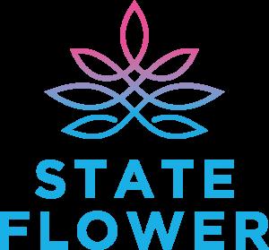 STATE FLOWER LOGO
